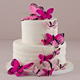 Beautiful Butterfly Cake Sets - Blushing Glamour in Pink