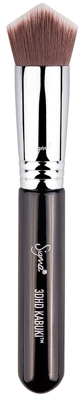 Sigma Beauty 3DHD Kabuki Brush, Black 3DK01
