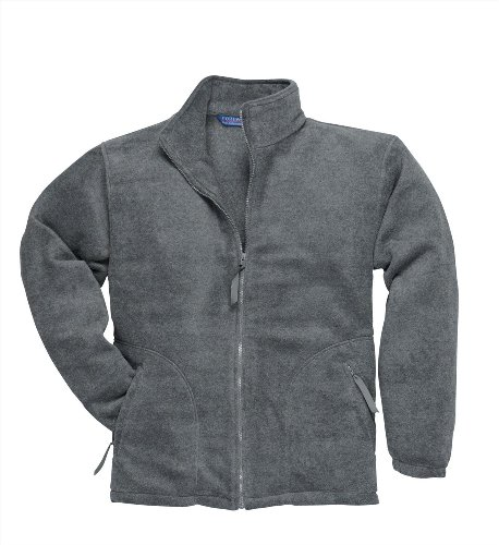 Portwest Argyll lourd Fleece (F400) Gris S