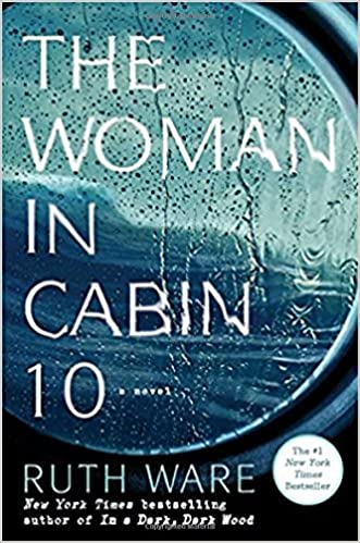 Image result for the woman in cabin 10