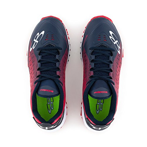 shop offer cheap price outlet nicekicks Boombah Men's Catalyst Turf Shoes - 14 Color Options - Multiple Sizes Navy/Red amazing price sdJAWR