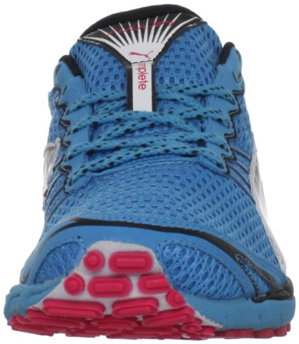 Puma - Zapatillas de running para mujer Vivid Blue/Black/Teaberry Red
