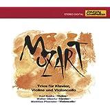 モーツァルト:ピアノ三重奏曲全集(2CD)