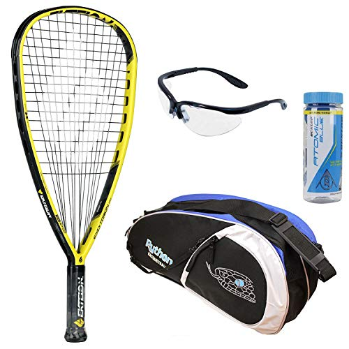Deluxe (Ultimate) Racquetball Starter Kit (Set) (Pack) ($235 Value)