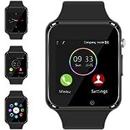 Bluetooth Smart Watch - Aeifond Touch Screen Sport Smart Wrist Watch Smartwatch Phone Fitness...