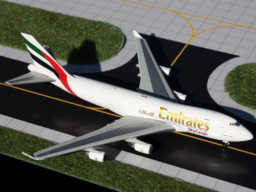 Range 400 747 - Gemini Jets Emirates Sky Cargo 747-400F Aircraft (1:400 Scale)