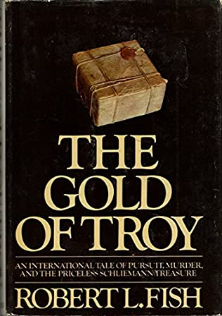 book cover of The Gold of Troy