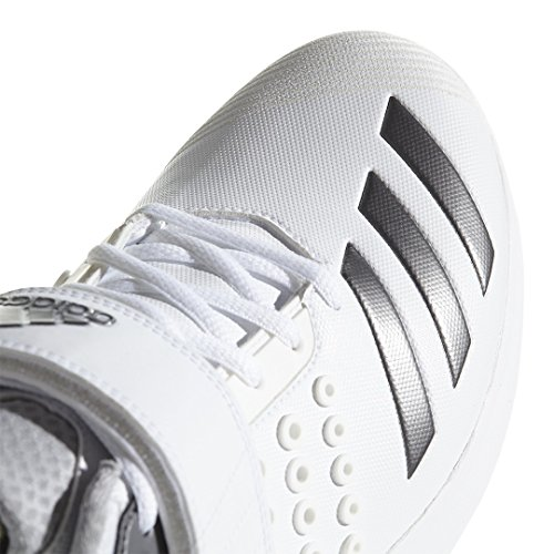 finest selection 0e4c0 85616 ... adidas Adipower Vector Mid Cricket Schuh - SS18 Weiß
