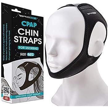 Amazon com: Anti Snoring Chin Strap - Most Effective Snoring