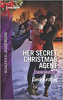 Her Secret Christmas Agent (Silver Valley P.D.)
