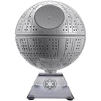 Star Wars Li-B18.FXv6 Death Star Bluetooth Speaker