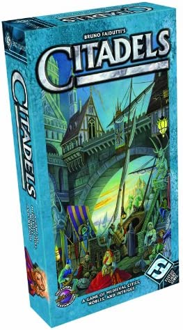 Fantasy Flight Games Bruno Faidutti MA04 Citadels - Juego de ...