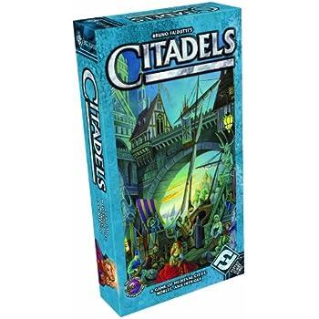 Bruno Faidutti's Citadels