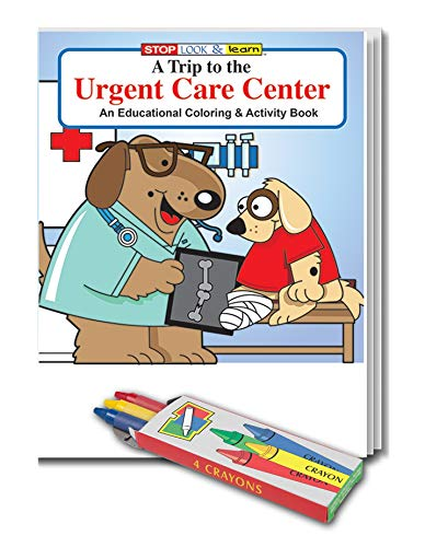 Amazon.com: 25 Pack - A Trip to The Urgent Care Center ...