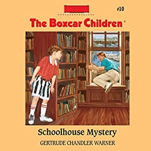 Schoolhouse Mystery Audiobook