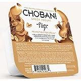 Chobani Flip Peanut Butter Dream Greek Yogurt, 5.3 Ounce - 12 per case.