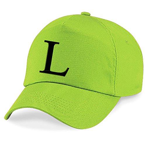 Cap Bonnet Garçon Baseball Brodé Letter Casquette Fille Enfants Chapeau Unisexe A L Z De New Vert 4sold Citron 4nqIOgO