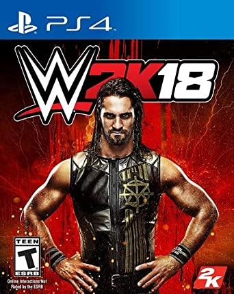 Take-Two Interactive WWE 2K18, PlayStation 4 Básico PlayStation 4 vídeo - Juego (PlayStation 4, PlayStation 4, Deportes): Amazon.es: Videojuegos