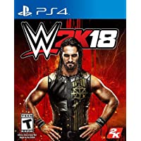 WWE 2K18 PlayStation 4 by 2K - NTSC