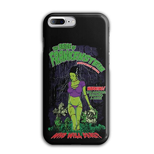 Frankenstein Bride Monster Mate iPhone 8 Plus Case | Wellcoda