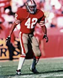 RONNIE LOTT SAN FRANCISCO 49ERS 8X10 SPORTS ACTION PHOTO (A)