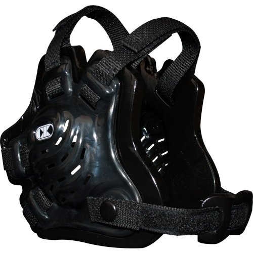 Cliff Keen Tornado Wrestling Headgear-Black-ADULT by Cliff Keen