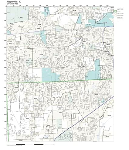 Amazon.com: ZIP Code Wall Map of Naperville, IL ZIP Code Map ... on prairie crossing map, westmont map, duquoin map, plattsmouth map, wheaton park district map, elgin community college map, rock island district map, rockford map, schaumburg map, polo map, west suburban map, illinois map, lagrange park map, grayslake map, lake county il zip code map, chicagoland area map, worth map, elmhurst map, chicago map, joliet map,