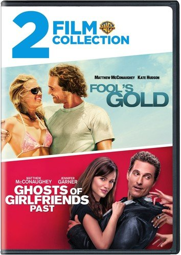 Fools Gold Dvd - Fool's Gold / Ghosts of Girlfriends Past (2pk)