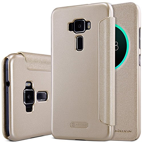 Slim Armor Case For Asus Zenfone 3 Max (Gold) - 5