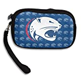 South Alabama Jaguars Logo Purse & Key Wristlet Bag
