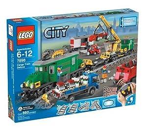 Amazon.com: LEGO City Train Deluxe Set: Toys & Games