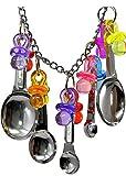 Bonka Bird Toys 1969 Spoon Delight African Grey Parrot Cages Bird Toy Bird Cage Toys (Spoon Delight)
