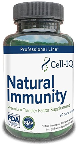 Natural Immunity: Deep Immune System Support - With Probiotics and Vitamin D3 - Effective Within Hours - Dr. Hennen