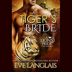 A Tiger's Bride Audiobook