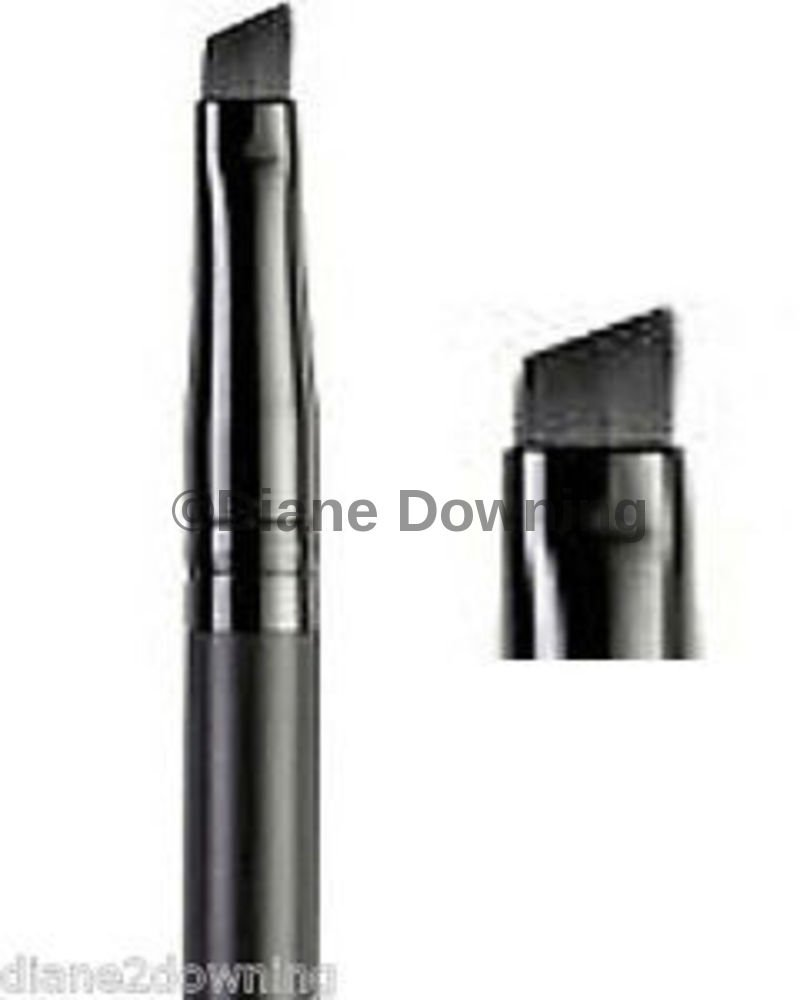 Eyeliner brush with angled bristles for precision eye liner Avon Cosmetics