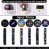 KISTRA Remote Star Projector Night Light for Kids