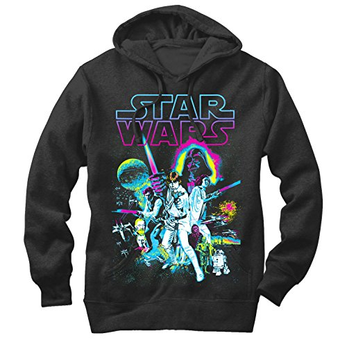 Nice Star Wars A New Hope Mens Graphic Lightweight Hoodie - Fifth Sun Hoodie for cheap
