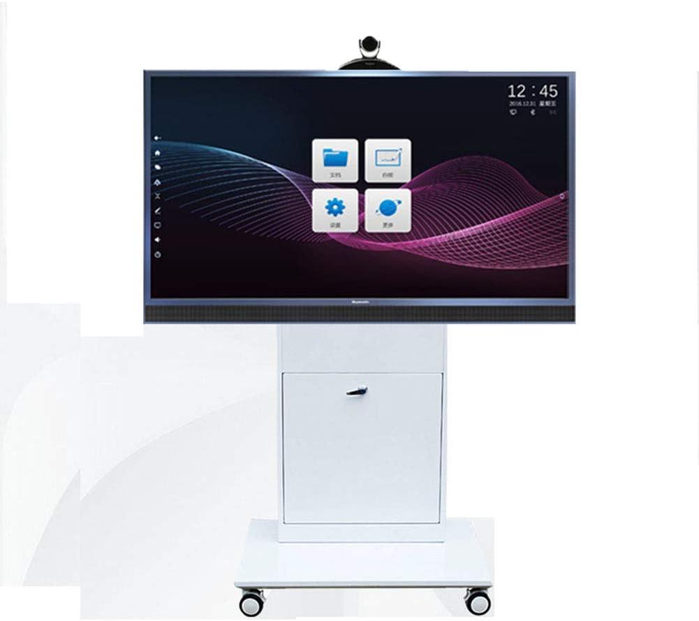 Xue Universal TV Cart, TV Stand para 32 – 70 Inch LCD LED Plasma TV Pantalla Plana Póster Ruedas pivotantes con Altura de Frenos Ajuster cámara Sala de reunión: Amazon.es: Hogar