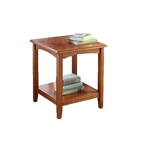 Amazon.com: ZHFHA Solid Wood Small Coffee Table,Modern ...