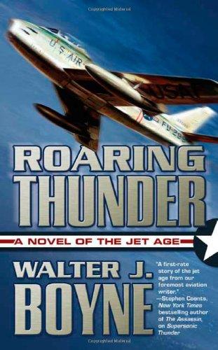 (Roaring Thunder: A Novel of the Jet Age (Novels of the Jet Age))