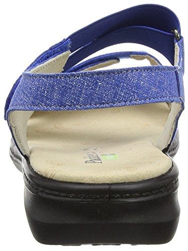 LISOkf2yuxe Royal Padders Blau 2 Damen beige Sandalen S5qpRxO