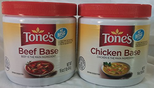 chicken soup base no msg - 2