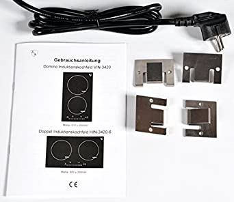 K&H Dominó Placa De Inducción VIN-3420
