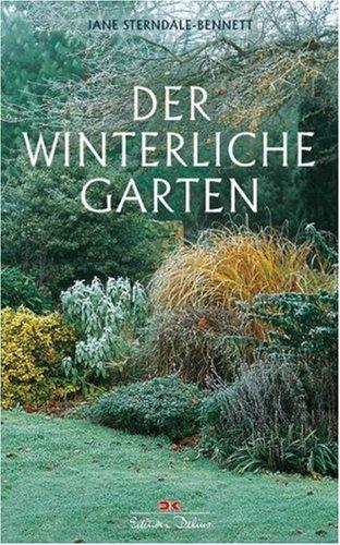 Der winterliche Garten