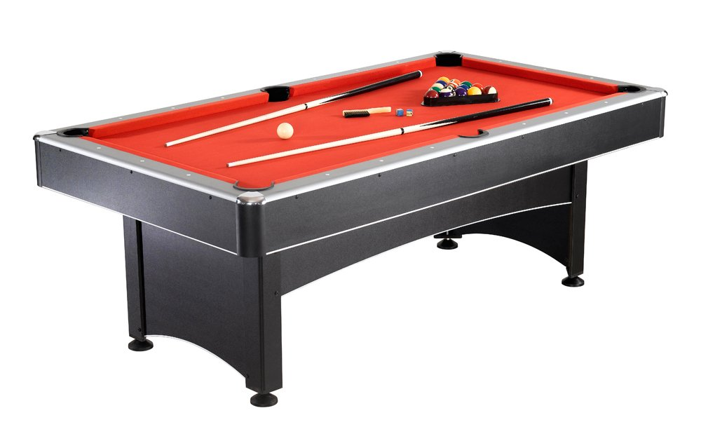 7' Pool Table & Table Tennis Table