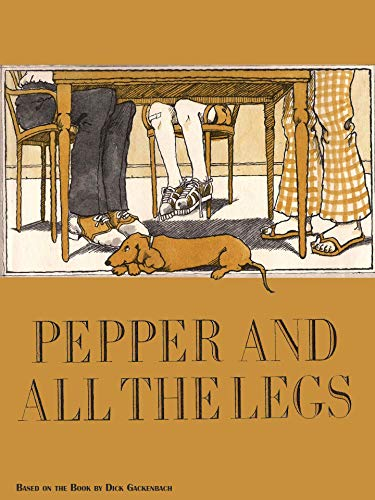 (Pepper & All the Legs)