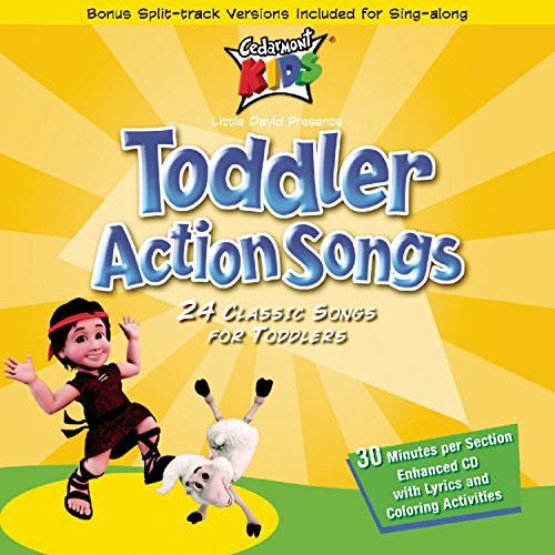 (Toddler Action Songs)