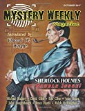 img - for Mystery Weekly Magazine: October 2017 (Mystery Weekly Magazine Issues) book / textbook / text book