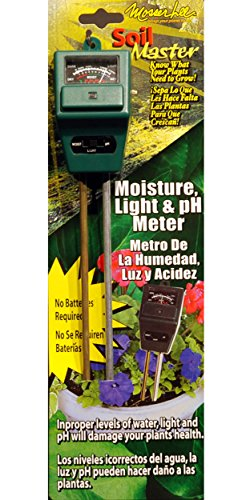 Soil Master Light, Soil pH and Moisture Meter