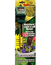 Mosser Lee/Soil Master ML1240 Soil Light, pH and Moisture Meter